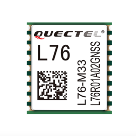 Quectel Launches L76-L GNSS Module