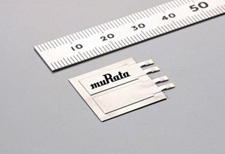 MURATA introduces DMH supercapacitor featuring world's lowest profile of 0.4mm