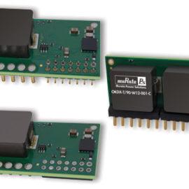 Murata adds 90A, PMBus™ compliant PoLs for FPGA & processor power