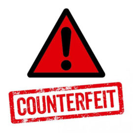 COUNTERFEIT AIMTEC PRODUCTS