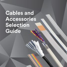 3M – CABLES SELECTION GUIDE