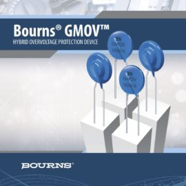 BOURNS: GMOV HYBRID OVERVOLTAGE PROTECTION DEVICE