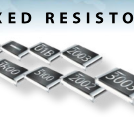 BOURNS FIXED RESISTOR PRODUCT LINE ANNOUNCES NEW SULFUR-RESISTANT, AEC-Q200 COMPLIANT SERIES
